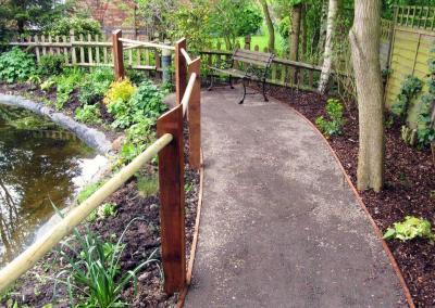 Communal Pond Site - Upgrade