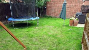 Private Garden – Southwell