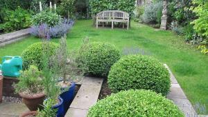 Private Garden Landscape