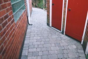 Block Style Paving