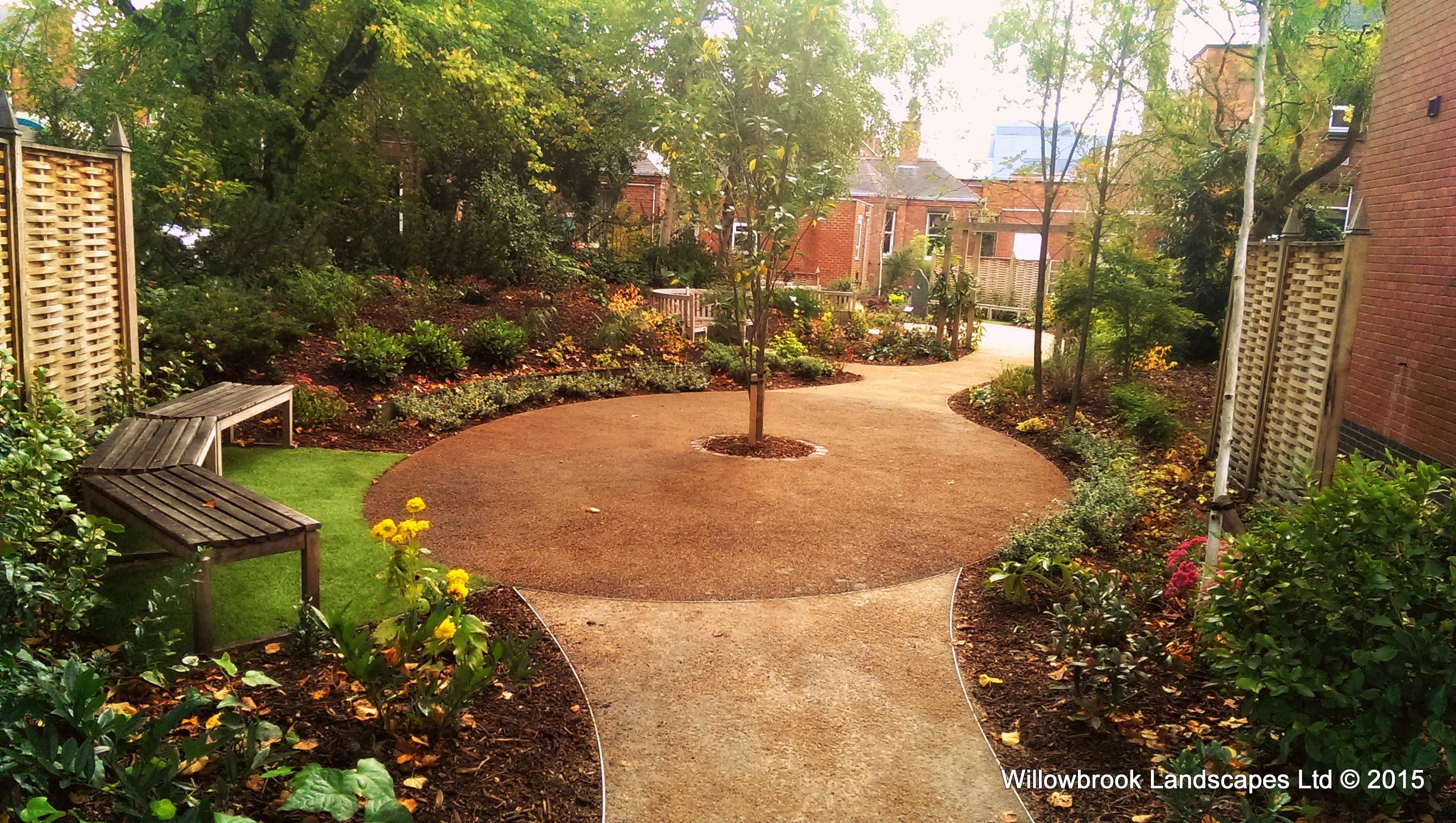 commercial landscape designs