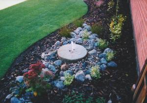 Water Features – Gardens