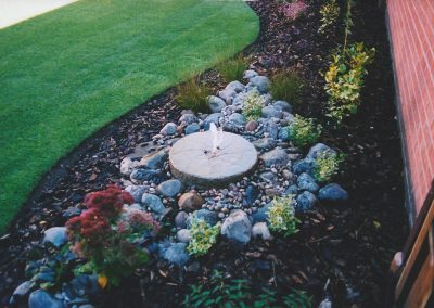 Water Features - Gardens