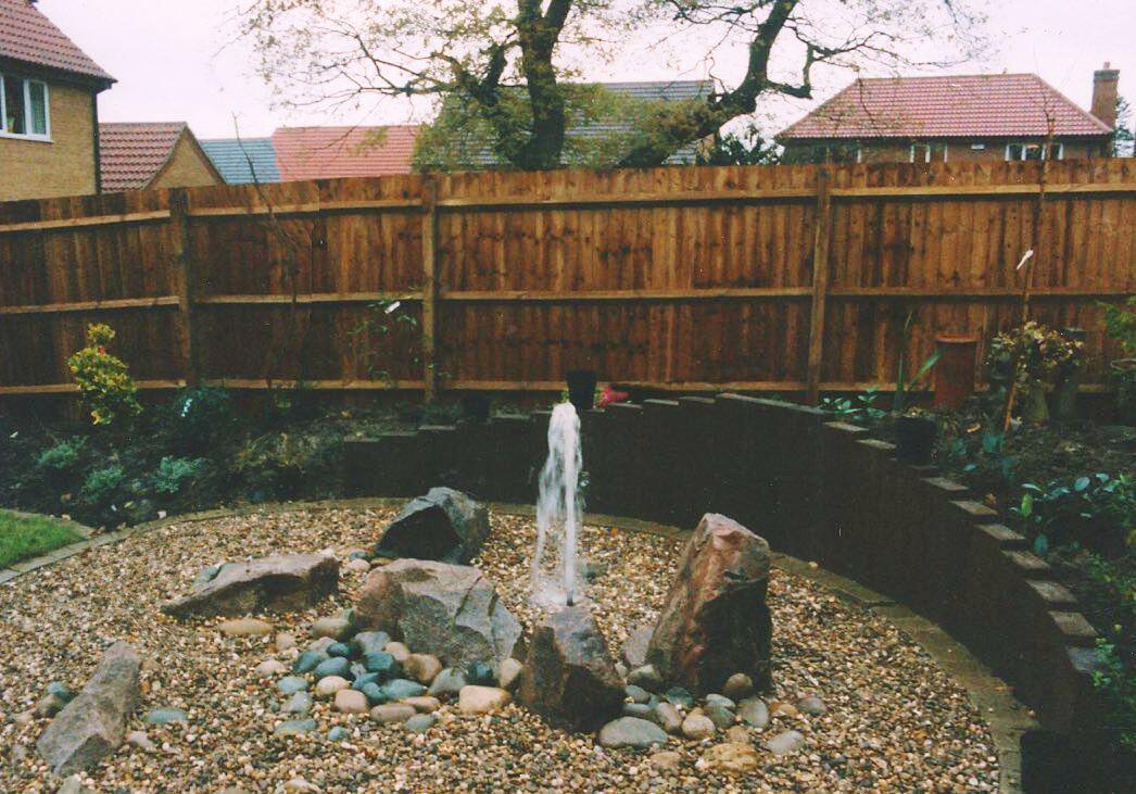 Water Features - Gardens