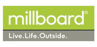 Millboard landscape decking