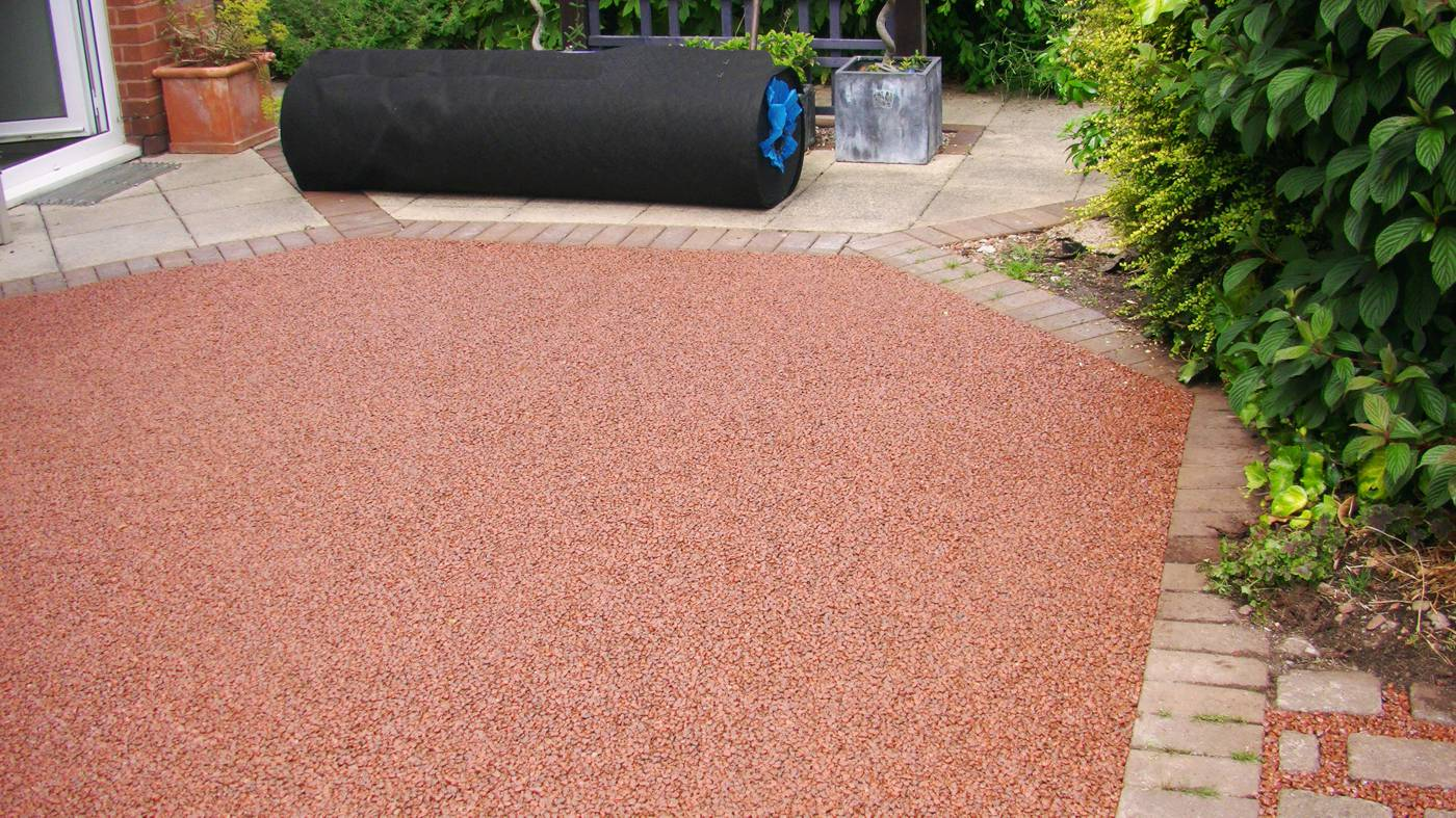 complete resin bound aggregate